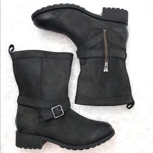 NWT Ugg Glendale Water Resistant Boots SZ 8